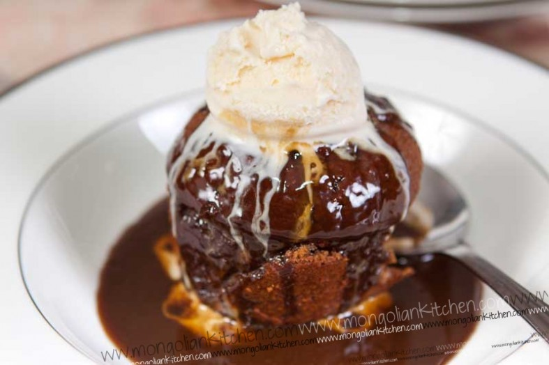 Warm Sticky Toffee Pudding Recipe — Dishmaps