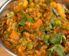 Vegetable Dhal