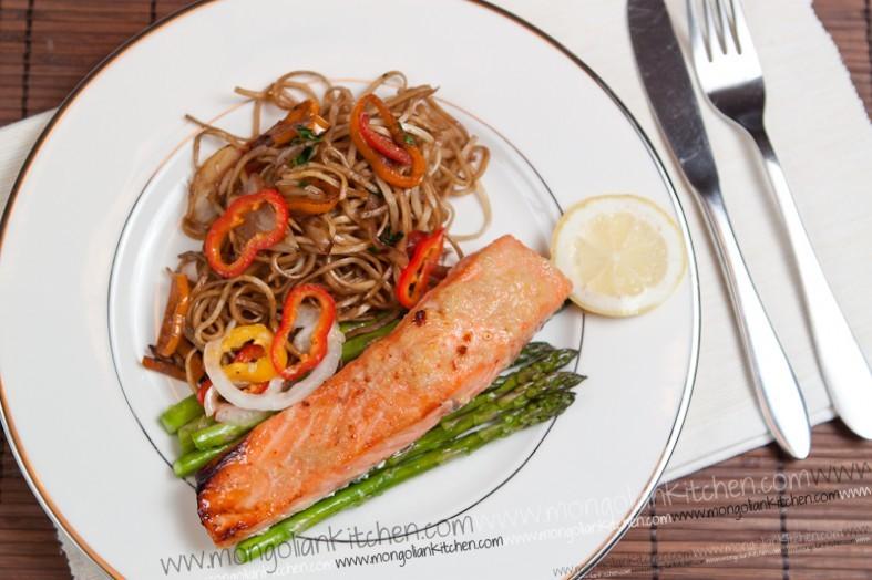 recipe: ginger lime salmon marinade [6]