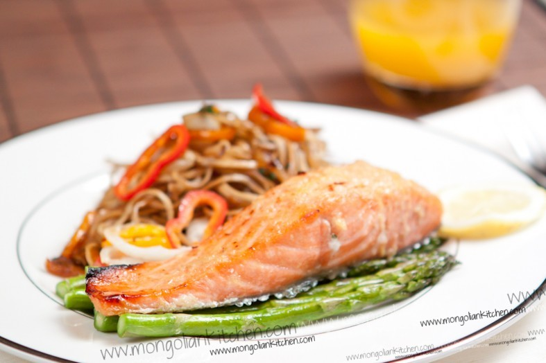 recipe: ginger lime salmon marinade [2]