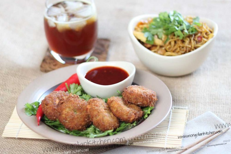 Thai Fish Cake recipe