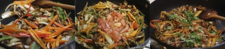 Prepare the tahini dip recipe