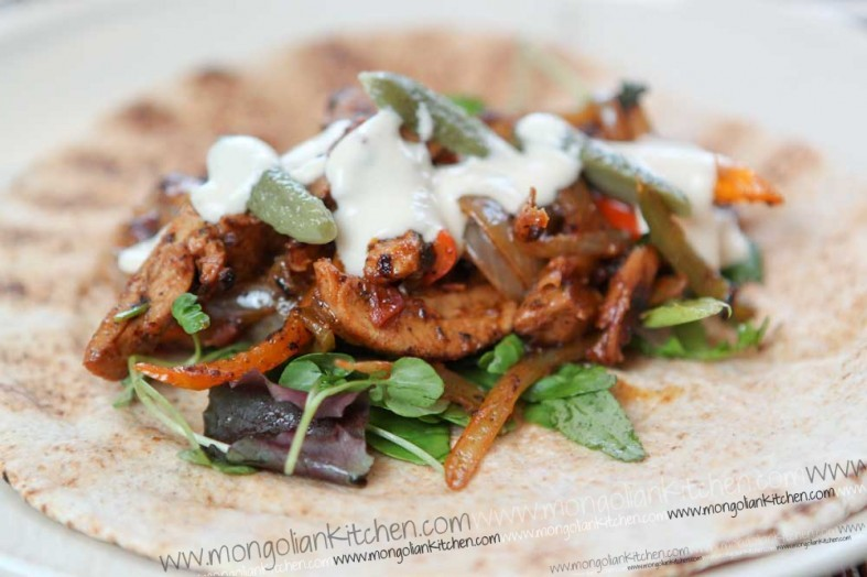 Chicken Shawarama Recipe