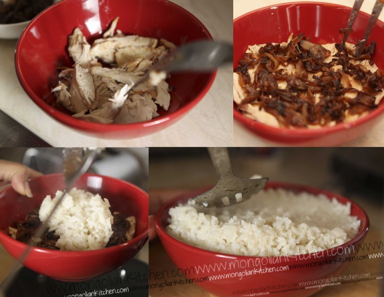 assemble the circassian chicken recipe chicken sharkaseya