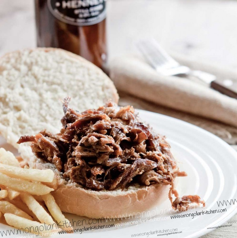 BBQ Pulled Pork yumminess recipe