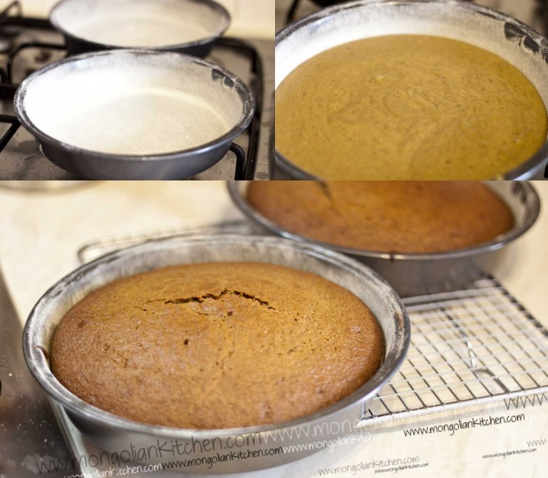 Bake the sticky toffee pudding cake recipe