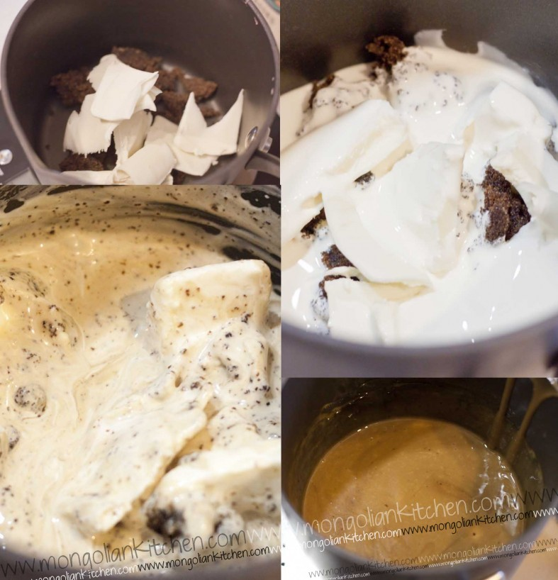 Toffee sauce recipe for the sticky toffee pudding cake