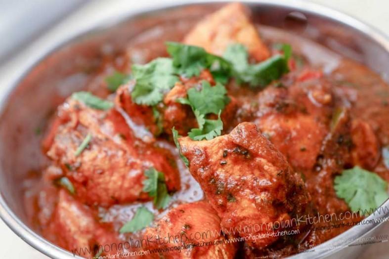 Chicken Balti Recipe Step By Paste